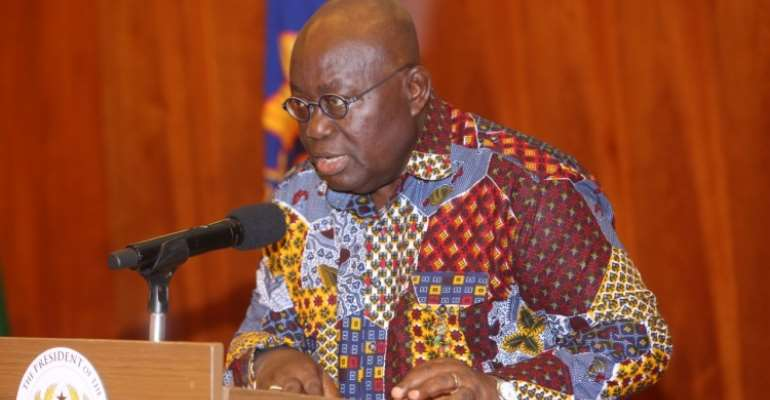 [Full Text] Akufo-Addo Withdraws December 17 Referendum