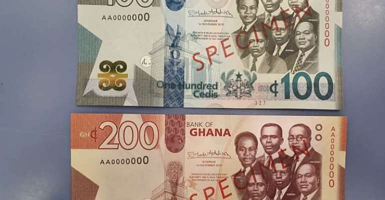 Dangers Of Large Currency Denomination Notes ― Thoughts Of PhD Business Economics (candidate)