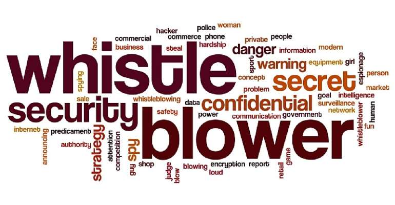 For Society's Well-Being We Must Protect All Whistleblowers In Ghana