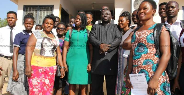 U/E: Bongo Assembly Supports Students, Persons With Disability