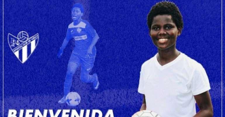Ghana's Ernestina Abambila Joins Sporting Huelva In Spain