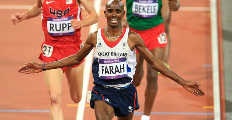 Mo Farah Says He Is 'Happy' For Any Anti-Doping Body To Re-Test His Samples