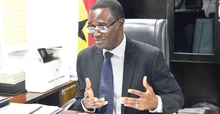 Mr Amisshaddai Owusu-Amoah