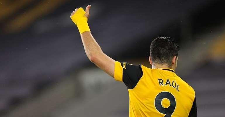 Raul Jimenez © Getty Images
