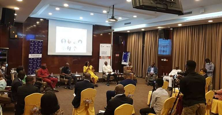 Rare Insights from IMANI-GIZ Policy Dialogue on COVID-19 and its Impact on Ghanaian Businesses