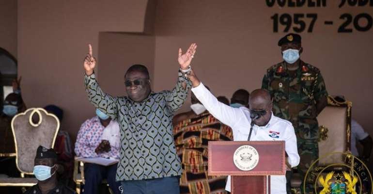 President Akufo-Addo launches Cocoa Farmers' Pension Scheme