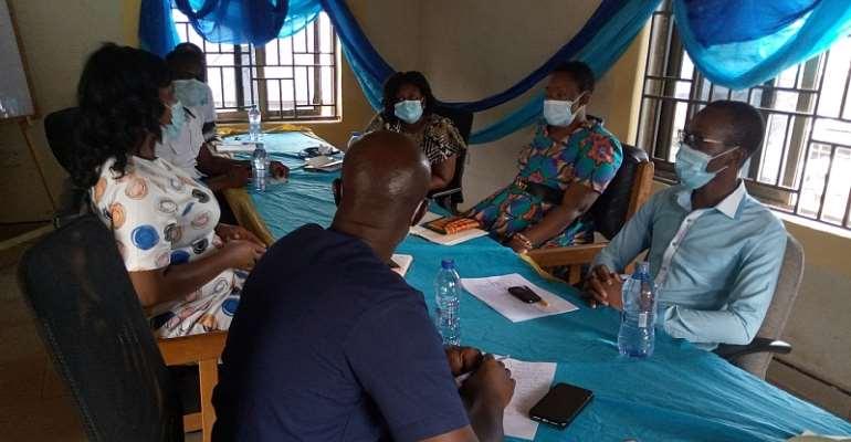 Obuasi East: CHAG begins monthly COVID-19 meetings