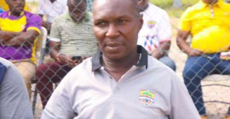Coach Ewdard Nii Odoom