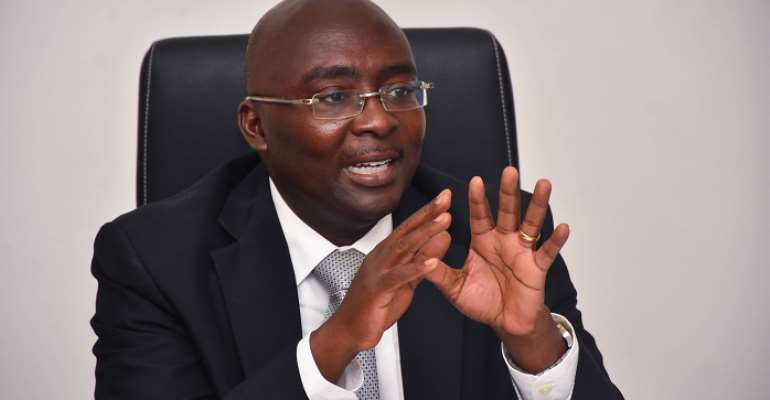 Carry Your Own Cross Bawumia