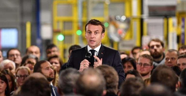 Denis Charlet / POOL / AFP