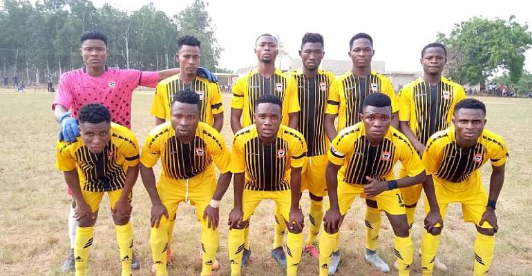 Volta RFA Chairman Encourage Players Of Agbozume Weavers