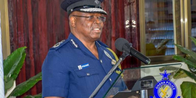 Police officers received election duty allowances, not bribes – IGP replies Mahama