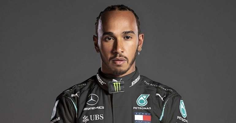 Hamilton won the Bahrain Grand Prix on Sunday, his 11th race win of the season