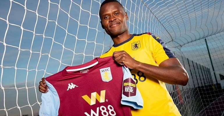 Aston Villa Snap Up Samatta In Bid For Survival