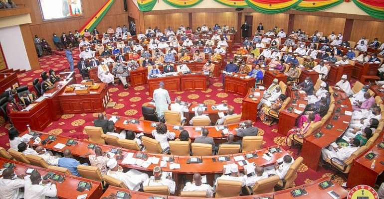 Parliament to decide on Ayariga's motion for suspension of 2021 tertiary fees today