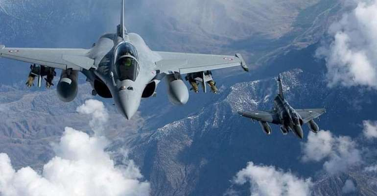 Rafales to the fore as India, France conduct air exercises in Rajasthan
