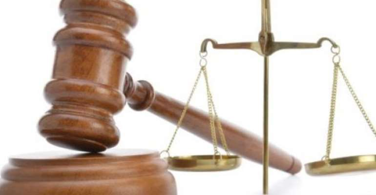 Farmer remanded for butchering a farmer at Amenhyia