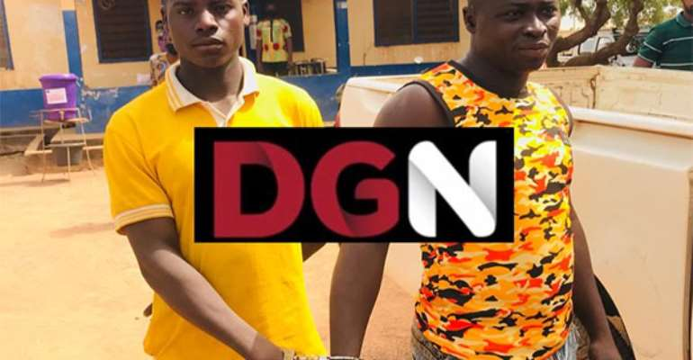 Two busted for allegedly trafficking 6 teenagers to Togo