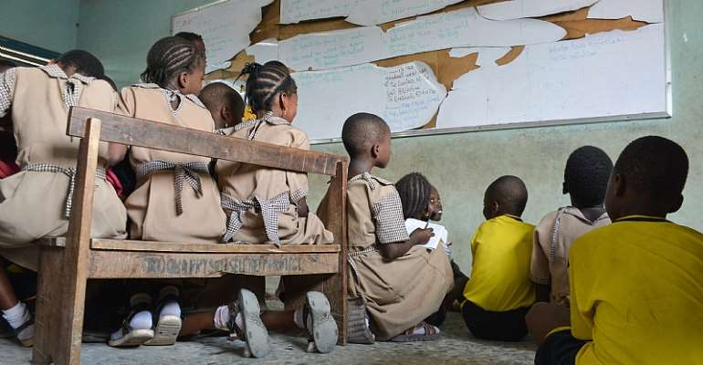 There are very few qualified female teachers in schools in northern Nigeria. - Source: shutterstock