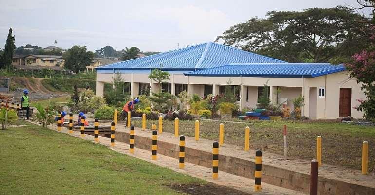 Ghana School of Railways begins operation