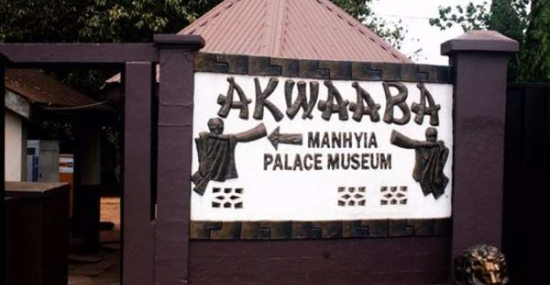 Manhyia Palace Museum shut down for renovation