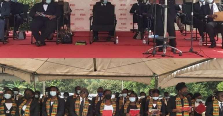 Ghana School of Law admits 1,000 fresh students against 128 in 2020