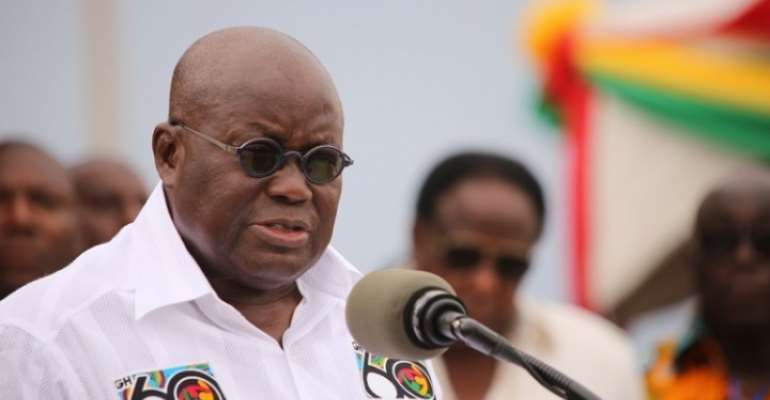 Akufo-Addo Reminded Of His Campaign Pledges