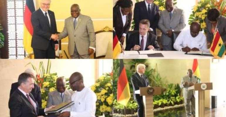Ghana, Germany Seal 100 Million Euro Partnership For Sustainable Energy