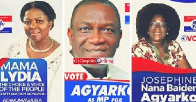 Ayawaso West WuogonSeat: Obiri Boahen Blasts Late Agyarko's Wives