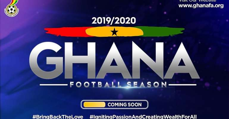 GFA To Launch 2019/20 Ghana Premier League Season On December 20