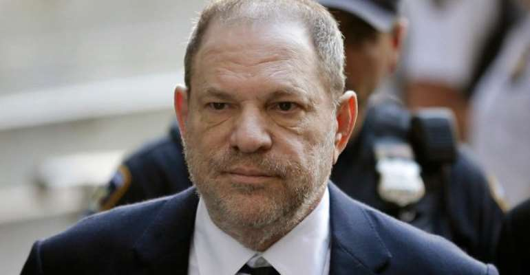 Weinstein 'reaches tentative $25m deal with accusers'