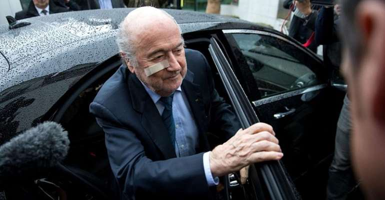Blatter Ready To Testify Over 2022 World Cup