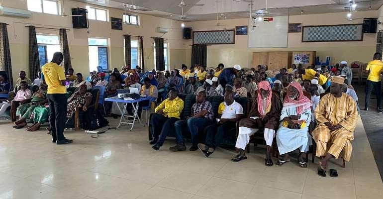 MTN Organises Community Fora To Promote Engagements