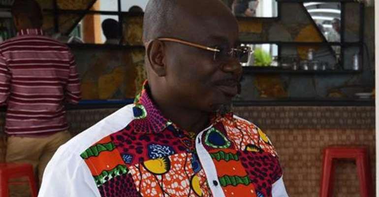 Akwasi Agyemang, CEO of GTA