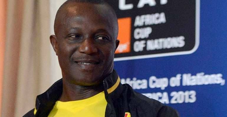 Playing For Asante Kotoko Is Tormenting, Says Black Stars Coach Kwesi Appiah