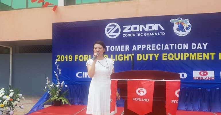 Akufo-Addo's Endorsement Has Motivated Us To Do More — CEO Of Zonda Tec Ghana