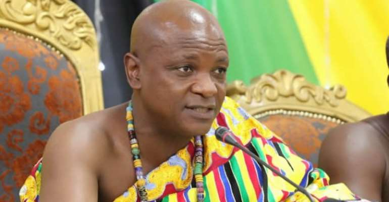 Togbe Afede Speaks On National Farmers' Day Absence