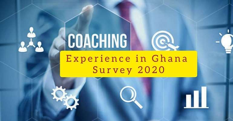 Coaching Services and experiences in Ghana Survey 2020