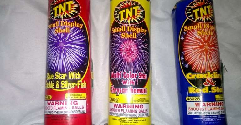 Police Ban Fire Crackers Ahead Of Christmas