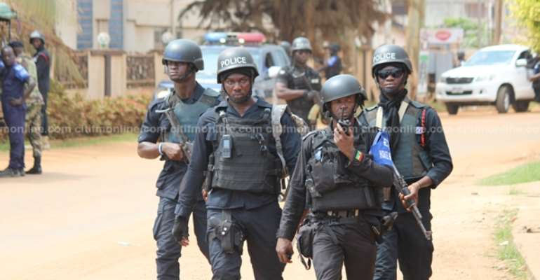 Police Investigates Shooting Of A Woman In Bimbilla