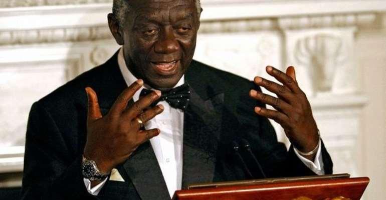 Ensure RTI Bill Does Not Endanger Ghana's Security - JAK
