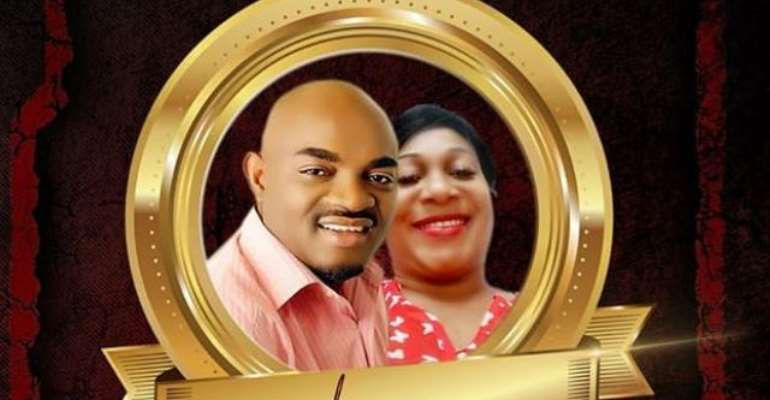 AGN President, Emeka Rollas Celebrates 15th year Wedding Anniversary