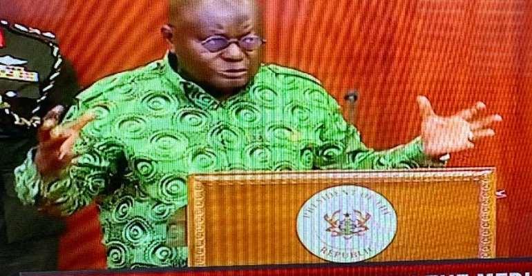 [Livestreaming] Akufo-Addo Meet Journalists