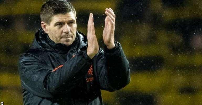 Steven Gerrard: Rangers Manager Signs New Deal Until 2024