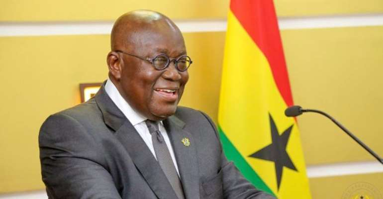 Dec 7 Election Matters To Me— Akufo-Addo Reacts To Afrobarometer Survey