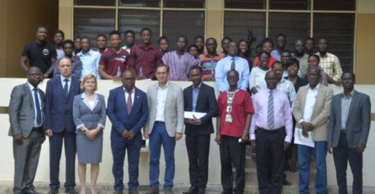 KNUST Signs MoU With Russian University To Boost Nuclear Energy