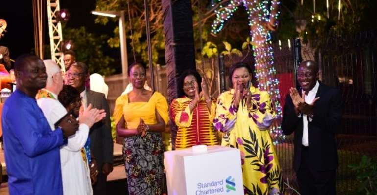 StanChart Holds Festival Of 9 Lessons And Carols With Customers