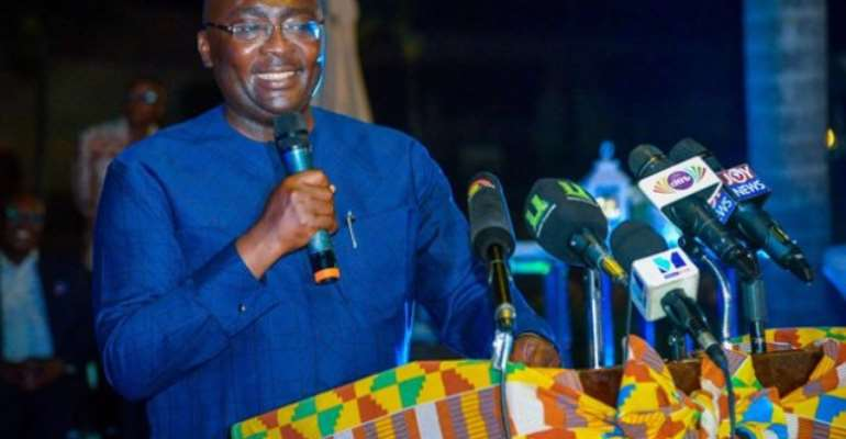 Checking Vehicle Insurance Data On Your Phone Coming — Bawumia
