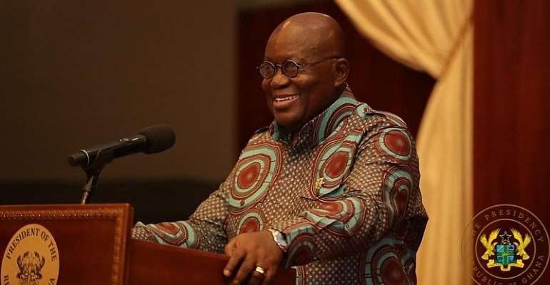Journalists Meets Akufo-Addo Over Key National Issues Today