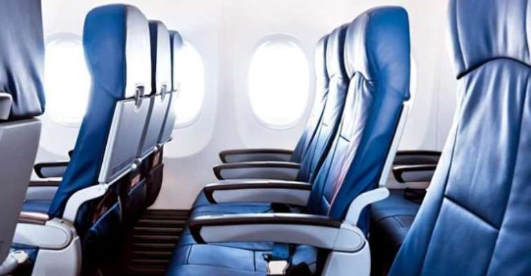 Why Are Most Airplane Seats Blue?